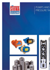 Pumps and pressure tanks- Brochure