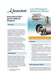 Open Path Ethylene Gas Laser Detector Brochure