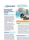 Hydrogen Sulphide and Methane Gas Detector Brochure