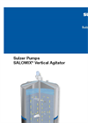 Salomix - Model L - Top-Mounted Vertical Agitators Brochure