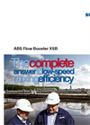 Sulzer - Type ABS XSB 900 to 2750 - Flow Booster - Brochure
