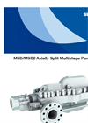 MSD - Axially Split Multistage Pump Brochure