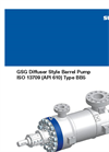 GSG - Diffuser Style Barrel Pump Brochure