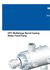HPT - High Pressure Barrel Casing Pumps Brochure