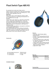 ABS - KS - Float Switch Brochure