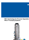 MC Technology for Process Upgrades MCE Pumping Systems Brochure