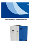 Turbocompressor Type ABS HST 20 - Metric Units Datasheet