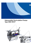 Type ABS XRCP Submersible Recirculation Pump Brochure