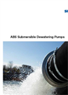 ABS Submersible Dewatering Pumps Brochure