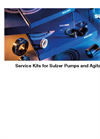 Service Kits for Sulzer Pumps and Agitators Brochure