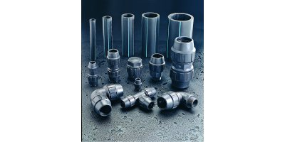 Model GFRPP  - Fittings for PEAD Pipes