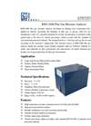 KSD-1000 Flue Gas Moisture Analyzer Brochure