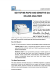 SDI-TOF-MS Rapid And Sensitive Gas On-Line Analyser Brochure