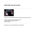 Planning/Engineering Service – Brochure
