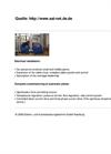 Installation–Start-up Service – Brochure