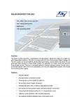 EAI - Model Type SI3-I - Solar Inverter - Brochure