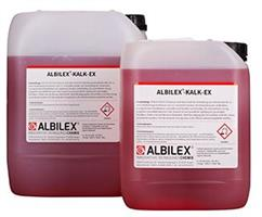 ALBILEX - Model KALK-EX - High Concentrated, Hydrochloric-Acid-Free Descaling Chemical