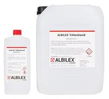 ALBILEX-Chlordioxid - Pipe Disinfection