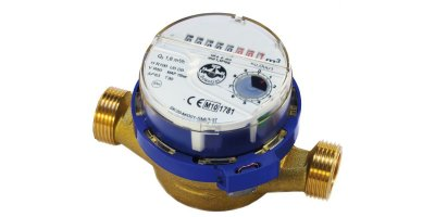 JS SMART - Model DN15-20 - Vane Wheel Single Jet Dry Water Meters