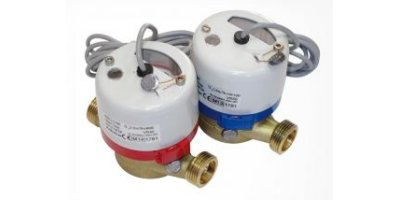 Model JS-NK; JS-NKP DN15-20 - Vane Wheel Single Jet Dry Water Meters