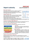 Regulatory Reporting Software Brochure