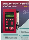 KANE 940 Combustion Analyser Brochure