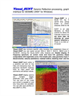 VisualSUNT - - Seismic Reflection Processing Software Brochure