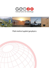 Geo2X - Multi-Method Applied Geophysics - Brochure
