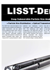 LISST-Deep Instrument - Technical Specifications