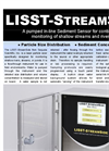 LISST-StreamSide for Monitoring Applications - Technical Specifications