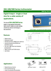 Jewell Instruments - DXI-100/200 Series - Single Or Dual Digital Inclinometer Datasheet