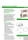Model LSOC/LSOP Serie - Inclinomete Brochure