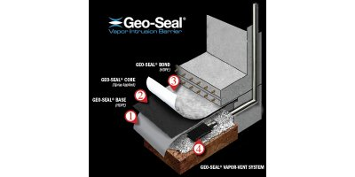 Geo-Seal Vapor Intrusion