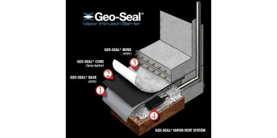 Geo-Seal - Vapor Intrusion Barrier