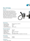 Model 619260 - Natural Gas Shut-Off Valves Brochure