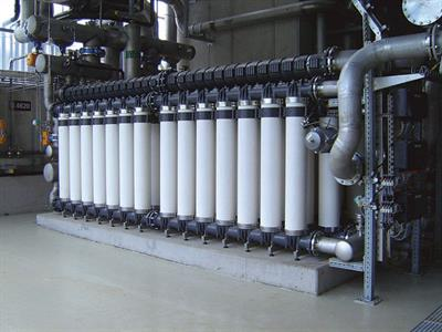 Applications of Ultrafiltration Treatment Technology