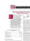 KDF 55 & 85 Process Media - Specification Sheet