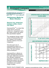 Manganese Greensand Plus Media Specification Sheet
