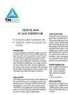 TriPOL 8010 RO Anti-scalant Chemical Specification Sheet