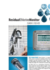 ATI Q46H62 / Q46H63 - Residual Chlorine Monitor/Analyzer for Free or Combined Chlorine Datasheet