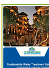 Sustainable Water Treatment Solutions - Hotels/Resorts & Commercial Properties Brochure