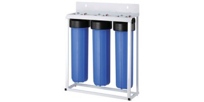 GWT - Model GWT-POE5-MFS-Skid - Portable Skid Mounted Multi-Stage Water Filtration System - 5 GPM