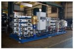 GWT Series  - Model SWRO 46GPM- 37 MGD - Sea Water Reverse Osmosis Systems