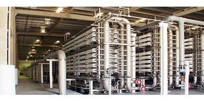 GWT - Reverse Osmosis Desalination - Process Water