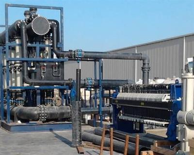 GWT - Electrocoagulation Water Treatment System