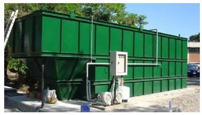 GWT - Moving Bed Biolfim Reactor (MBBR) Wastewater Treatment System