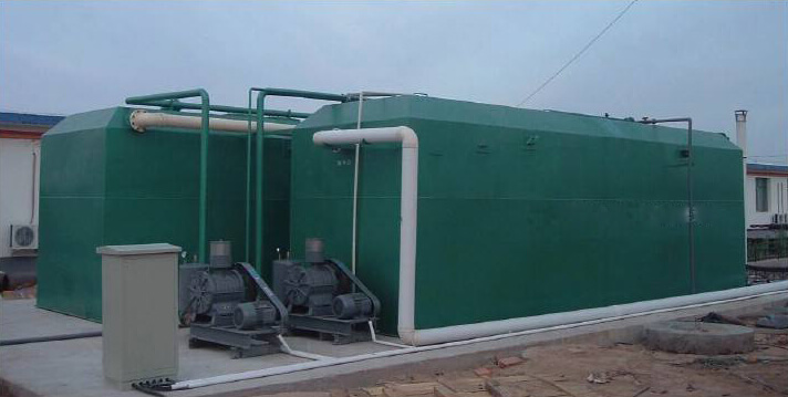 GWT - Electrocoagulation Wastewater Reuse Technology