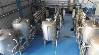 GWT - Reverse Osmosis Tertiary Wastewater Reuse System