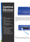 Sensor Hub - SNMP-Based Environmental Monitoring Device Datasheet