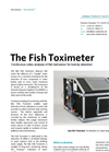 Fish Toximeter - Real-Time Biomonitoring Analyser Brochure